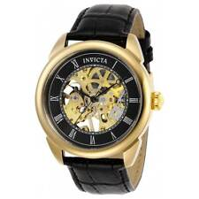 Invicta Men's 28811 Specialty Mechanical 3 Hand Black Dial Watch