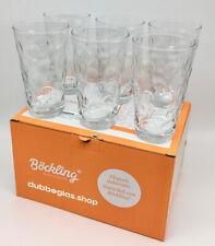 6 x Dubbegläser 0,5 L - Böckling Pfalz Dubbeglas und Schoppenglas
