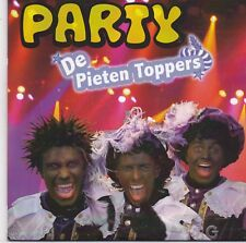 De Pieten Toppers-Party cd single