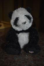 Webkinz Panda Bear GANZ Stuffed Animal No Code