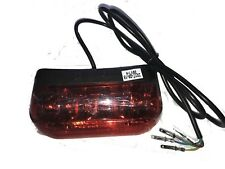 Rear LED Light for quad bikes. scooters, go-karts, dirt bikes 4 pin connect