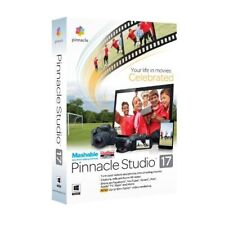 Pinnacle Studio 17 Standard Neuware vom Fachhändler