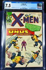 X-men #8, cgc 7.5, silver age, 1964, new slab