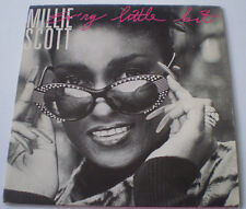 "MILLIE SCOTT  7""45 - ""EV'RY LITTLE BIT"" b/w INSTRUMENTAL - 1987 - ISLAND UK"