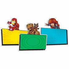Marvel Super Hero Adventure Paper Cutouts Eureka Eu-841017