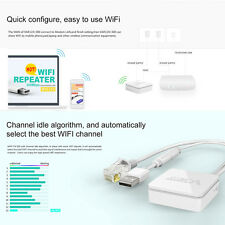 VONETS 300Mbps Wireless WiFi IEEE 802.1g/b/n Ripetitore Repeater Router WAN/LAN