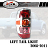 Left Tail Light Fit For Mazda BT50 XTR UTE Pickup 2008-2011 LH Passenger Side