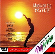 Various-Music on the Move * CD * NOUVEAU *