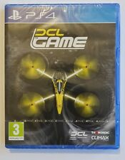 THE DCL GAME - PS4 UK GAME NEW SEALED *FREE UK POST* (DRONE RACING)