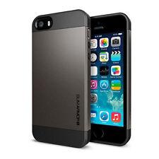 Spigen SGP Case Slim Armor S for iPhone 5s / 5 Gunmetal