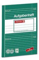 Brunnen Aufgabenheft Hausaufgabenheft 24 Blatt grün  10-46913
