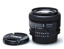 Nikon Nikkor AF 24 mm f/2.8 AF D