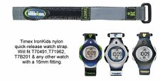 Genuine Timex IronKids Quick Release Nylon Watch Strap -T70491, T71946 & T7B201