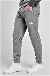 THE NORTH FACE Mens Mittellegi Grey Track Pants Joggers