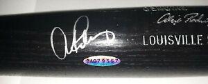 Alex Rodriguez Signed Baseball Bat UDA COA Upper Deck Authenticated Yankees