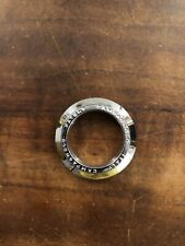 Vintage Campagnolo Track headset crown fork race pista sterzo forcella EROICA