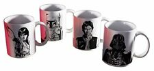 Zak! Designs Coffee Mugs Featuring Classic Star Wars Characters, 4 Unique Design