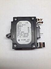 Airpax LMLC1-1RLS4-28328-8 Breaker 20 Amp Clip Style, New