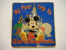My First Trip To Walt Disney World Disney Pin