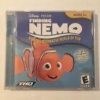 Finding Nemo : Nemos Underwater World Of Fun *complete* Pd Cd-rom Computer Game