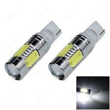 2pcs White T10 W5W 5SMD COB LED 3.5W Car Clearance Lamp Roof Light Reading Bulb