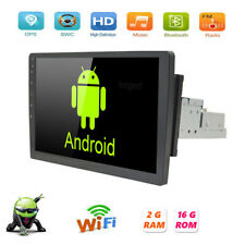 """10.1"""" 1DIN Android 9.1 Car Stereo GPS Navi Radio Video Player OBD2 Mirror Link"""
