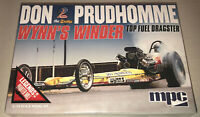 MPC Don The Snake Prudhomme Wynns Winder Dragster 1:25 scale model kit new 921
