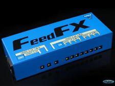 PEDALE EFFETTO - ALIMENTATORE ANALOGICO PROFESSIONALE 2A EAGLE- FEEDFX 9 12 18V