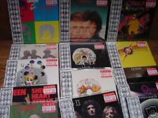 QUEEN 12 Replica LP JAPAN ORIGINAL RELEASE 2004 STICKER ATTACH OBI CD SET Sealed