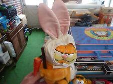 """Garfield Plush Toy """"Garfield With Bunny Ears"""""""
