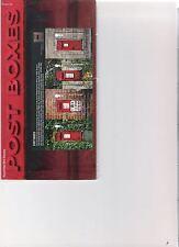 2009 Royal Mail Presentation Pack caselle postali MINI FOGLIO MINT FRANCOBOLLI decimale