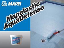 Mapei Mapelastic Aquadefense 15 kg impermebilizzazione mai cosi' facile