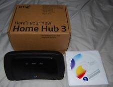 BT Home Hub 3 Wireless Router HomeHub Broadband WIFI