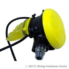 Scuba Diving Silicone Second Stage Cover Remover, Yellow