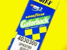 Genuine GOODYEAR BELT 4030300