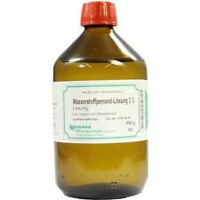 WASSERSTOFFPEROXID Lösung 3% 500 g PZN: 2732813
