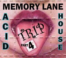 RAVE ACID HOUSE 2 DISC CD SET OLD SKOOL MEMORY LANE TRIP PART 4