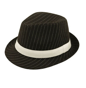 Summer Straw Trilby Hat With Hawaiian Print Band Natural or Grey 57,58,59cm