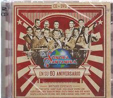 CD - La Sonora Santanera NEW En Su 60 Aniversario CD / DVD OJO*- FAST SHIPPING !