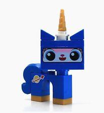 LEGO Movie ASTRO UNIKITTY MiniFigure Benny's Spaceship Blue Cat New 70816