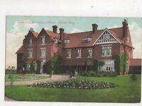 Friendly Societies Home Herne Bay Kent Vintage Postcard 540b