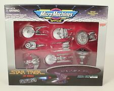 Star Trek The Movies Micro Machines 8 Ships Collectors Edition
