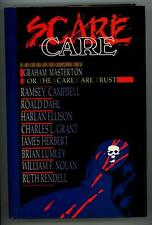 Scare Care by Graham Masterton (First Edition)- High Grade