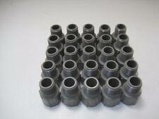 """1977 Lot (25) Colonial 3/4"""" CPVC Pipe Fitting Male Adapter Sch 80 FREE Ship USA"""