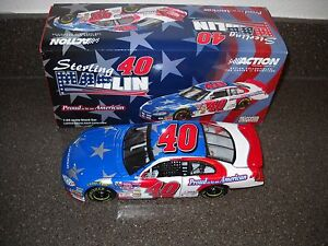 NEW! ACTION PROUD TO BE AN AMERICAN STERLING MARLIN 1:24 SCALE STOCK CAR 1/15000