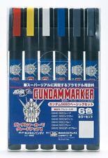 Gunze Sangyo Gundam Markers - Seed Basic Set