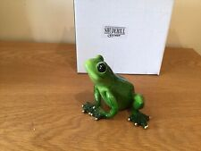 Tropical tree frog figure,new