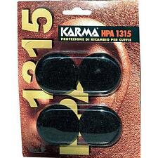 KARMA HPA 1315 - Protezioni di ricambio per cuffie