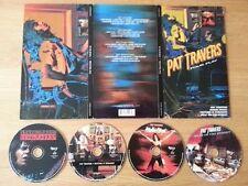 Pat Travers - Four Play (RARE 4 CD Box Set 2005)