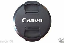 55mm Replacement Front Lens Cap For Canon IS USM E-55UII E-55